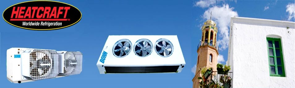 Evaporadores de Aire Forzado